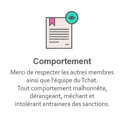 Règles du Tchat Gratuit de Rencontre-Puceau.eu